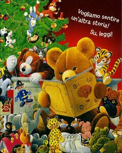 Libro Il Natale degli orsetti Silvia D'Achille , Tony Wolf 1