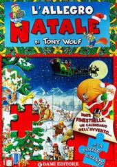 L' allegro Natale. Libro puzzle
