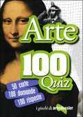 Libro Arte 100 quiz Gloria Fossi