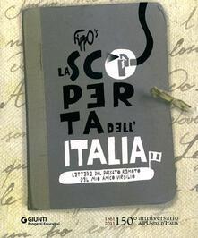 Hippo's. La scoperta dell'Italia - Carlo Boschi - copertina