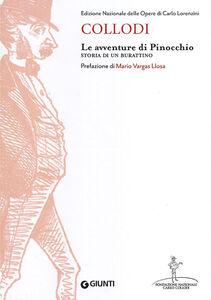 Foto Cover di Le avventure di Pinocchio. Storia di un burattino, Libro di Carlo Collodi, edito da Giunti Editore