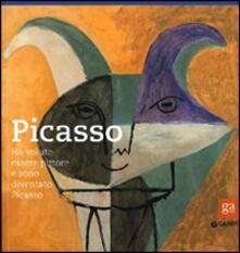 Parcoarenas.it Picasso. Ho voluto essere pittore e sono diventato Picasso. Catalogo della mostra (Pisa, 15 ottobre 2011-29 gennaio 2012). Ediz. illustrata Image