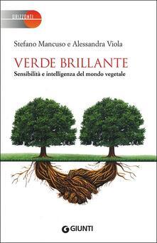 Antondemarirreguera.es Verde brillante. Sensibilità e intelligenza del mondo vegetale Image
