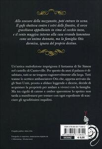 Libro Il fantasma di Canterville e altri racconti Oscar Wilde 1