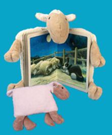 Buonanotte agnellino mio! Libro cuscino. Ediz. illustrata
