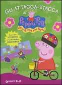 Libro Gli attacca-stacca di Peppa Pig. Hip hip urrà per Peppa! Con adesivi Silvia D'Achille