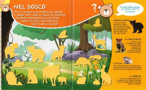 Foto Cover di Tutto stickers. I Cuccioli, Libro di  edito da Giunti Junior 1