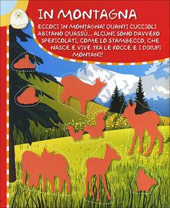 Foto Cover di Tutto stickers. I Cuccioli, Libro di  edito da Giunti Junior 3