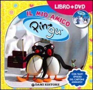 Libro Il mio amico Pingu. Con DVD Silvia D'Achille 0