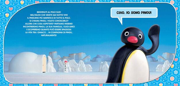 Libro Il mio amico Pingu. Con DVD Silvia D'Achille 1