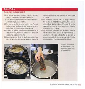 Libro Manuale dello chef. Tecnica, strumenti, ricette. I consigli dello chef per affinare competenze e creatività in cucina Claudio Sadler 3