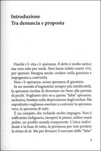 Libro La speranza non è in vendita Luigi Ciotti 1