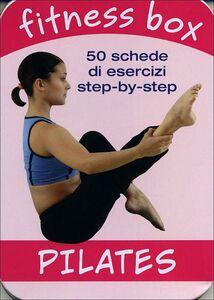 Libro Pilates. 50 schede di esercizi step-by-step