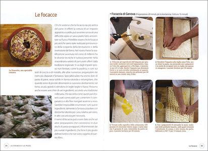 Libro Pane, pizze e focacce  1
