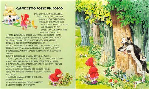 Libro Cappuccetto Rosso. Libro puzzle Tony Wolf , Anna Casalis 1