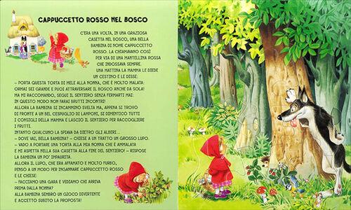 Libro Cappuccetto Rosso. Libro puzzle Tony Wolf , Anna Casalis 3