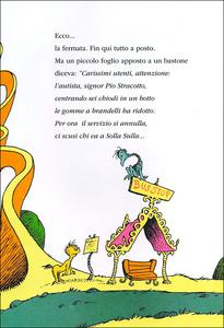 Libro Il paese di Solla Sulla Dr. Seuss 1
