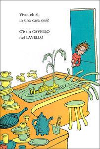 Foto Cover di C'è un mostrino nel taschino!, Libro di Dr. Seuss, edito da Giunti Junior 1