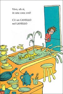 Libro C'è un mostrino nel taschino! Dr. Seuss 1