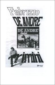 Libro Belìn, sei sicuro? Storia e canzoni di Fabrizio De André  1