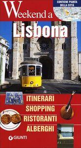 Foto Cover di Lisbona. Itinerari, shopping, ristoranti, alberghi, Libro di  edito da Giunti Editore
