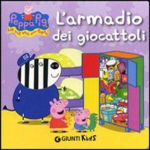 Libro L' armadio dei giocattoli Silvia D'Achille