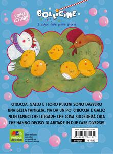 Libro 2 case per 5 pulcini. Ediz. illustrata Fulvia Degl'Innocenti 1
