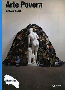 Foto Cover di Arte Povera, Libro di Germano Celant, edito da Giunti Editore 0