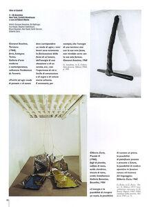 Foto Cover di Arte Povera, Libro di Germano Celant, edito da Giunti Editore 3