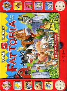 Libro Fattoria Tony Wolf , Anna Casalis