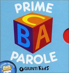 Libro Prime parole
