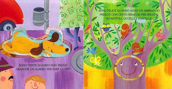 Libro Sono triste, sono felice Manuela Monari 2
