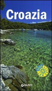Foto Cover di Croazia, Libro di Vesna Pavic, edito da Giunti Editore