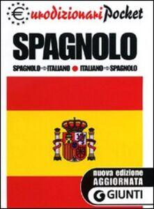 Libro Dizionario spagnolo-italiano, italiano-spagnolo