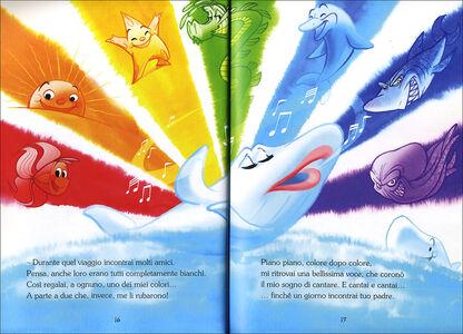 Libro Il ritorno dell'Arcobalena Massimo Sardi 1