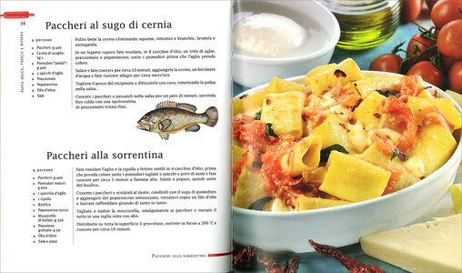 Libro Il grande libro dei primi piatti Paolo Petroni 3