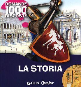Libro La storia Paola Fabris