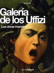Galería de los Uffizi - Gloria Fossi - copertina