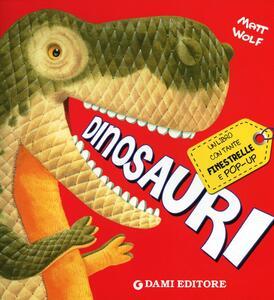 Dinosauri. Libro pop-up