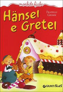 Mercatinidinataletorino.it Hänsel e Gretel. Ediz. illustrata Image