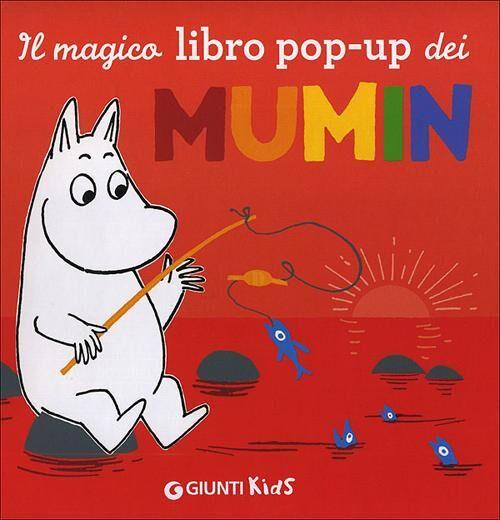 Il magico libro pop-up dei Mumin