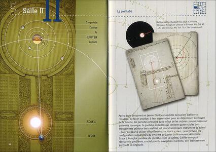Libro Museo Galileo. Section interactive. Galilée et la mesure du temps  1