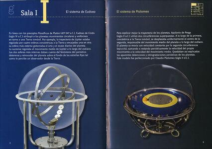 Libro Museo Galileo. Sección interactiva. Galileo y la medida del tiempo  1