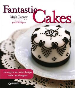 Libro Fantastic cakes Mich Turner , Janine Hosegood 0
