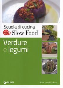Libro Verdure e legumi