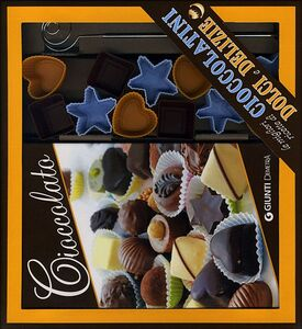 Libro Cioccolato. Le migliori ricette di cioccolatini, dolci e delizie. Con gadget