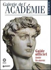 Galerie de l'Acad mie. Guide officiel. Toutes les oeuvres
