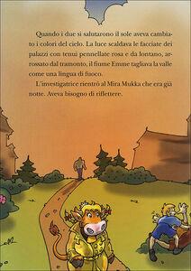Foto Cover di Gioco nell'ombra. Mukka Emma. Con adesivi, Libro di Peter Coolbak, edito da Giunti Junior 1