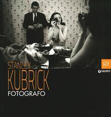 Parcoarenas.it Stanley Kubrick fotografo. Catalogo della mostra (Napoli, 13 luglio-9 settembre 2012) Image