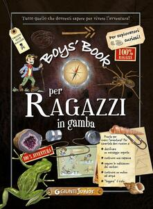 Amatigota.it Boy's book per ragazzi in gamba. Tutto quello che dovresti sapere per vivere l'avventura! Image